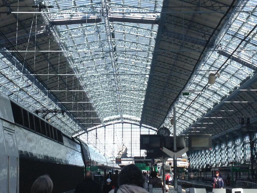 Gare de Bordeaux Saint Jean