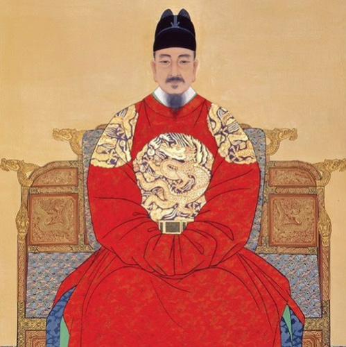 Le portrait de Sejong le Grand qui a créé le Hangeul